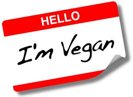 Hello… I'm Vegan